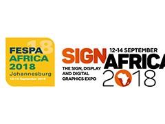 2018南非国际广告及数码印刷展览会