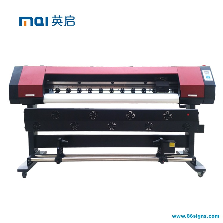 1600L eco solvent printer6
