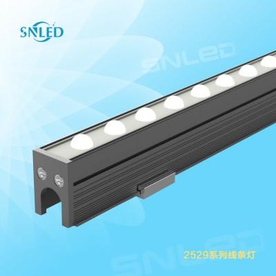 12W线条灯2529单色SNLED防水LED条形灯