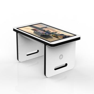55寸桌式广告机 触控一体机 售楼中心沙盘推演一体机