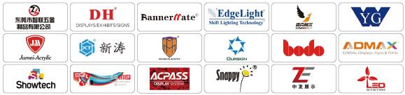 灯箱、beplay体育网页、亚克力、展示器材及商业陈列